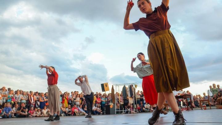 В столице Поморья стартует XXIII Международный фестиваль уличных театров