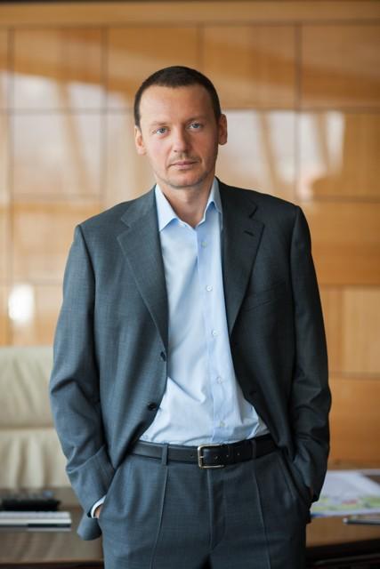 Сергей Гордеев, экс-сенатор и девелопер.