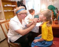 Медицинские осмотры детей