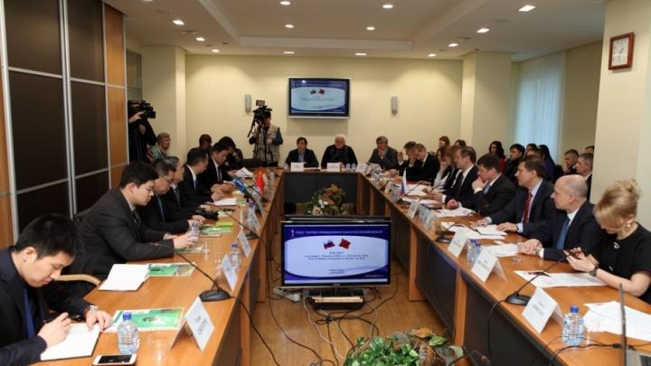 Бывший мэр Ростова попросил у китайцев помощи в возрождении реки Темерник