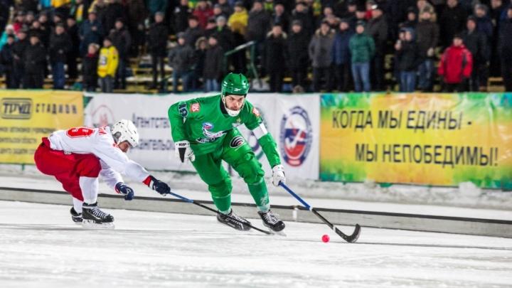 «Водник» крупно проиграл лидеру чемпионата России