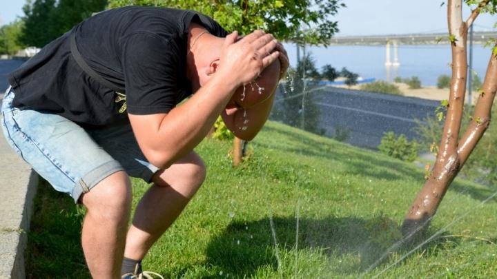 Второй район Волгограда отказался от питьевых фонтанчиков из-за нехватки денег