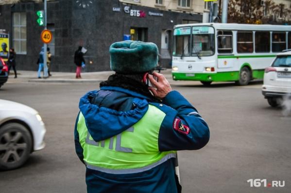 О нарушителе полиции сообщили очевидцы