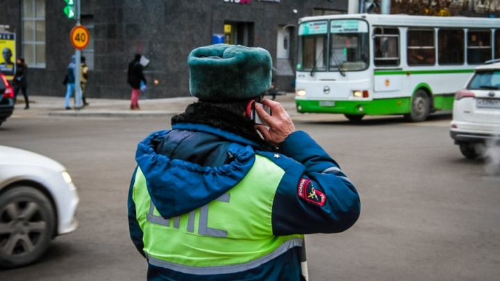 В Ростове пьяный водитель устроил гонки с полицией