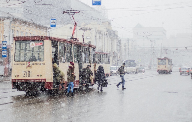 В выходные в Челябинской области похолодает до –10 градусов