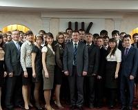 Команда «Лукойл-Пермь» пополнилась молодежью