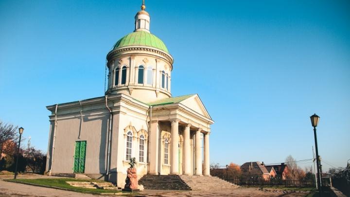Культовые места города: церковь Сурб-Хач
