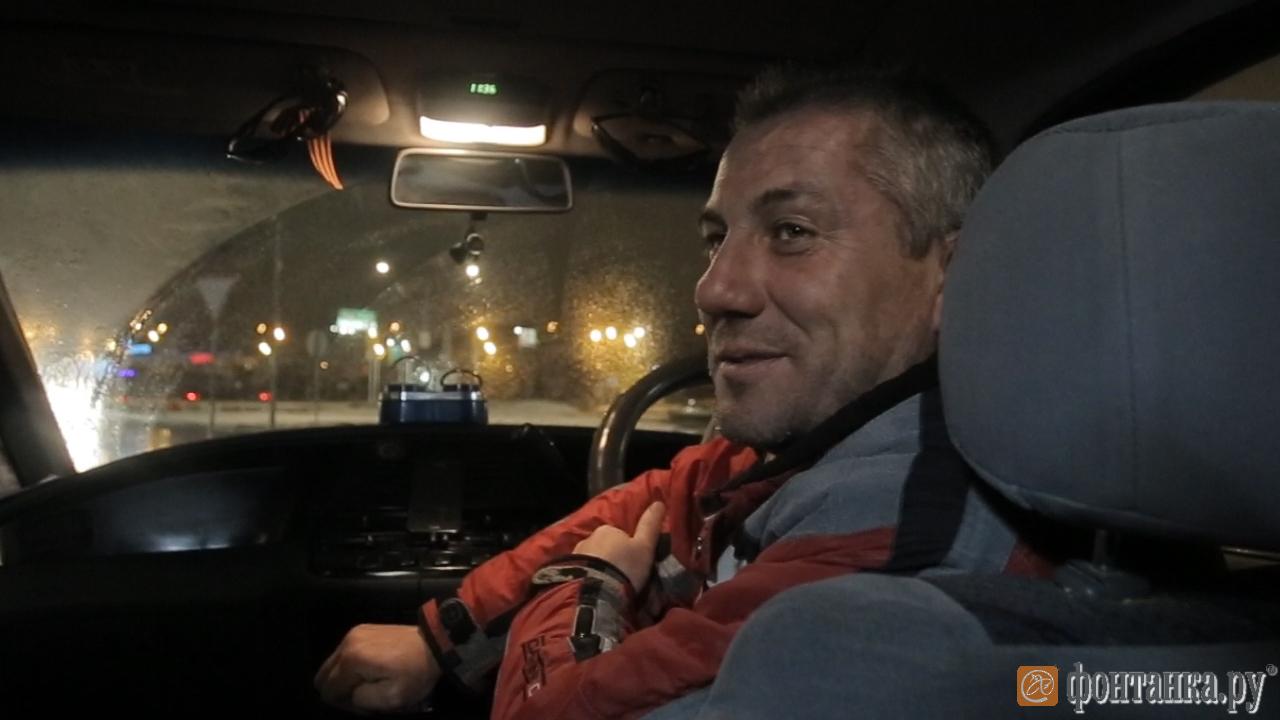 Сергей Владимиров, координатор петербургских дальнобойщиков