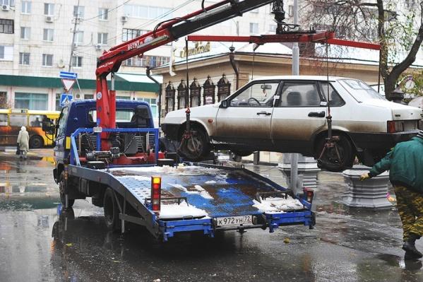 Даже если ваш автомобиль припаркован по правилам — его могут эвакуировать