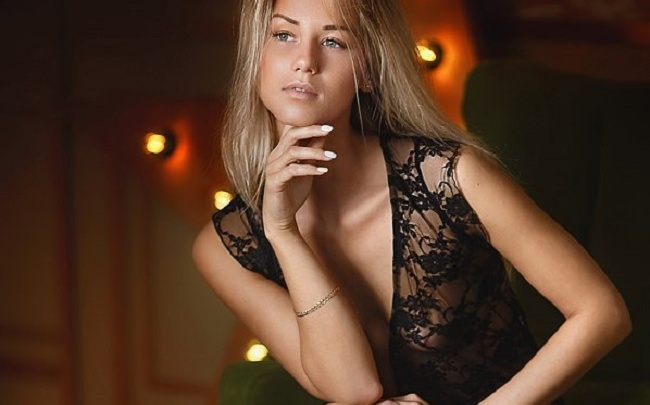 Ярославская блондинка прошла во второй этап борьбы за обложку журнала Playboy