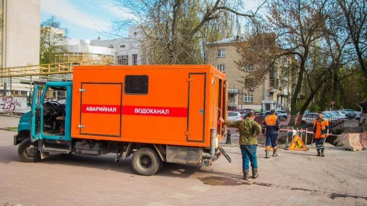 В Пролетарском районе Ростова обнаружили 16 неисправных пожарных гидрантов