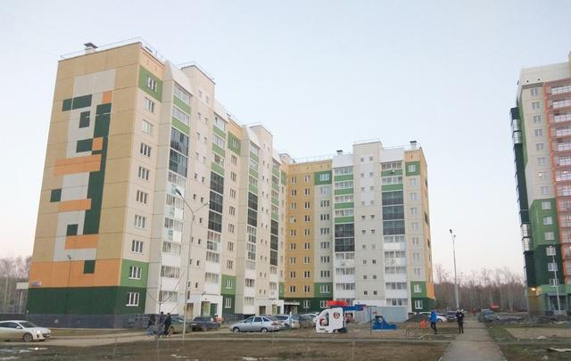 Жители «Паркового-2» выступили против уплотнительной застройки микрорайона