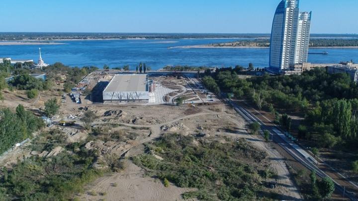 В пойме реки Царицы могут появиться зона релакса и «Паровая мельница»