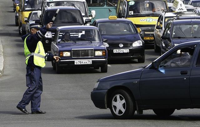 За отсутствие «Шипов» автолюбителей будут штрафовать