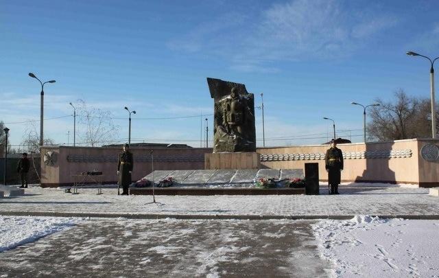 Погибшим в Чечне