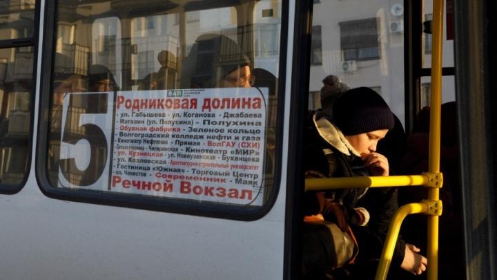 Микрорайону в Советском районе Волгограда вновь угрожает транспортный коллапс