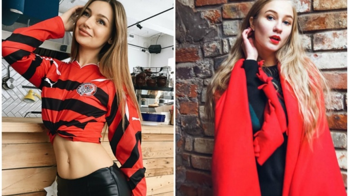 Пермяки выбрали 20 претенденток на титул «Мисс Амкар»: смотрим на самых красивых фанаток
