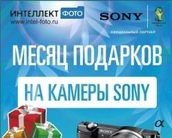 Встречаем лето с фотоаппаратами Sony