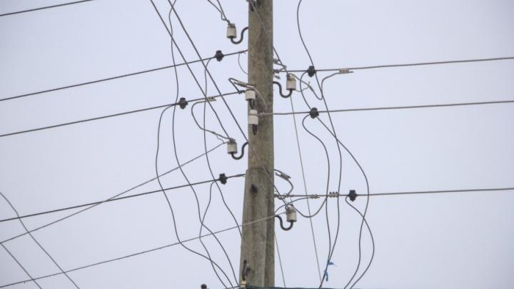 Плановые работы: в Архангельске 77 домов временно останутся без электричества