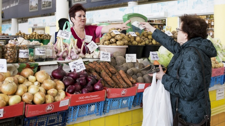 Городские власти планируют разогнать перекупщиков с рынков Ярославля