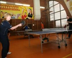 Теннисисты «Славнефть-ЯНОС» одержали победу в областных соревнованиях
