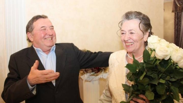 Супруги из Боровского отметили свою золотую свадьбу на женитьбе сына
