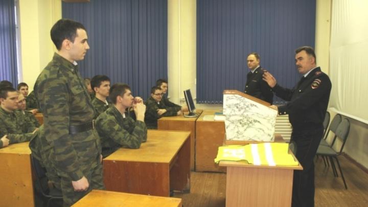 Студенты Тольятти присоединятся к народным дружинникам