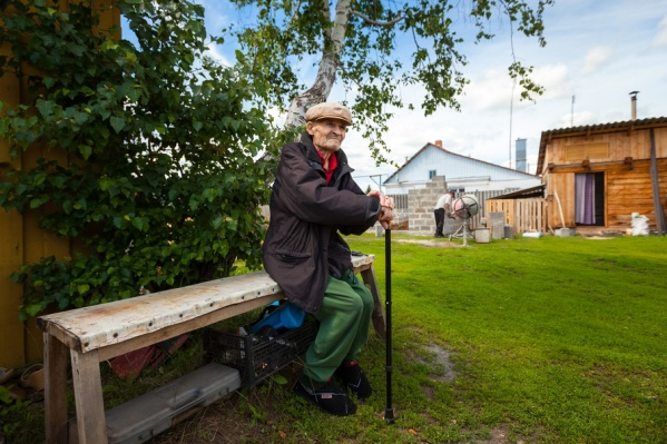Всего в России живут 13 миллионов 370 тысяч людей старше 70 лет