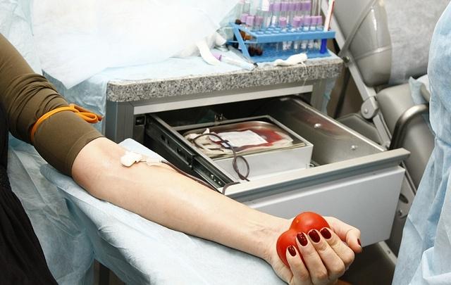 В Национальный день донора челябинцы смогут сдать кровь в центре города