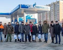 В Челябинске прошла тотальная проверка топлива на АЗС «Газпромнефть»