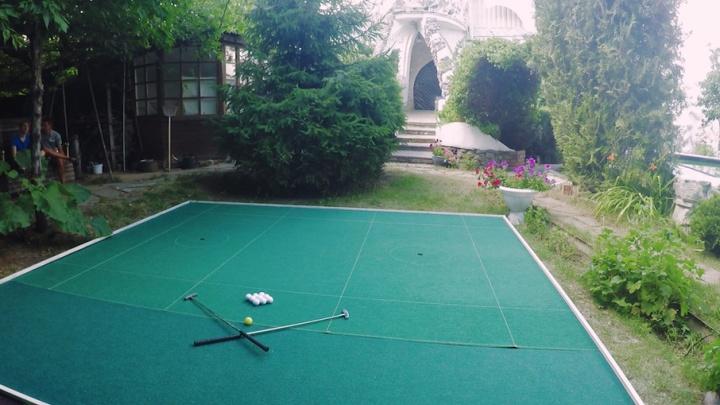 Изящество гольфа и точность бильярда: волгоградец намерен покорить мир игрой в данбол