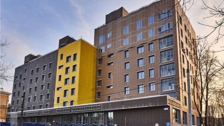 Компания АО «КОРТРОС-Пермь» ввела в эксплуатацию уже третий дом жилого квартала «Гулливер»