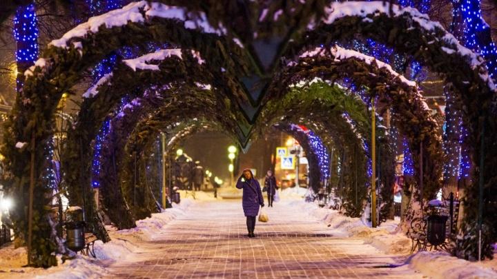 Новогодняя сказка вокруг нас: в этом году Ярославль станет ещё краше