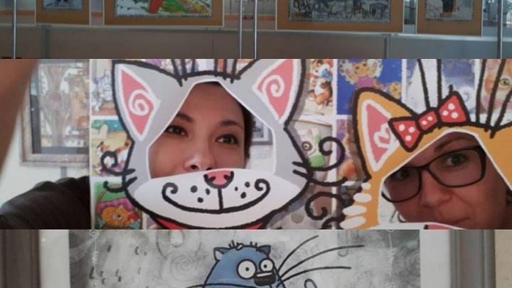 Волгоградцев приглашают на «Планету кошек»