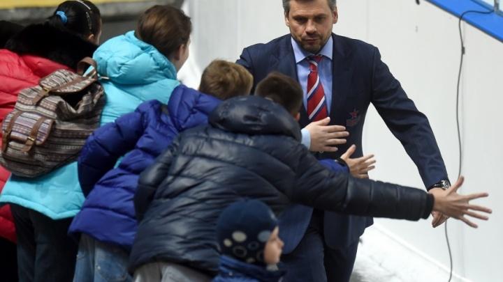«Локомотив» продлил контракт с главным тренером по прошлогодней договорённости