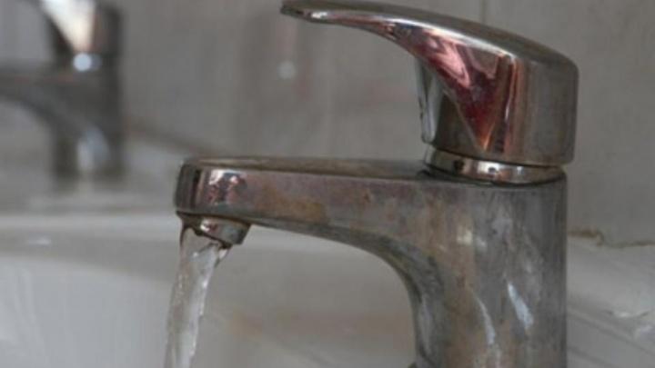 До конца рабочего дня воды не будет в ряде домов Ломоносовского округа, Маймаксы и на Варавино