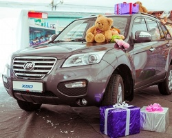 Lifan X60 – теперь и в Челябинске!