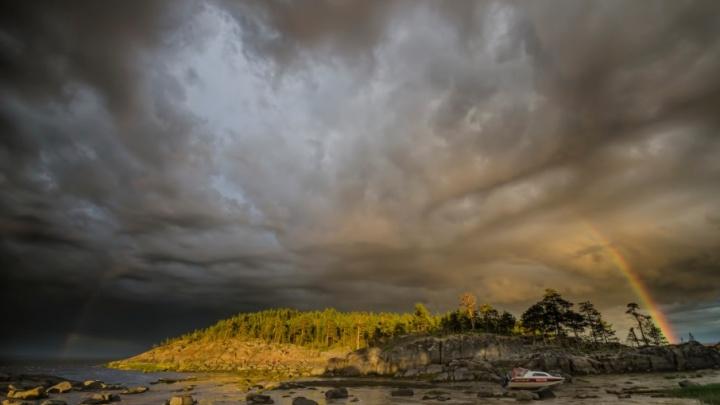 Синоптики пообещали Поморью холодный ветер в середине недели