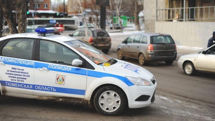 За три выходных дня на тюменских дорогах задержали 97 пьяных водителей
