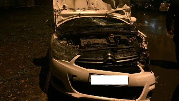 Водителя, сбившего пешехода на проспекте Металлургов, арестовали на два месяца