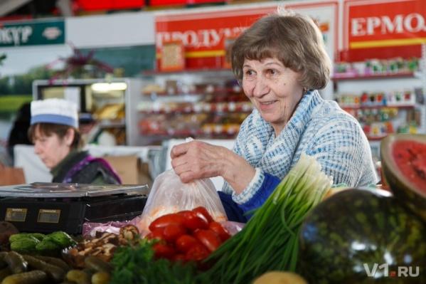 Лучшие бабушки встретятся сегодня в ДК ВГС