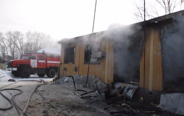 Виновной в пожаре в Ялуторовском районе, где погибли двое детей, признали их мать