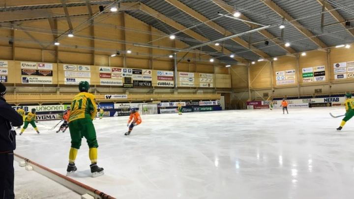 «Водник» завершил тренировочный сбор в Швеции победой со счетом 25:1