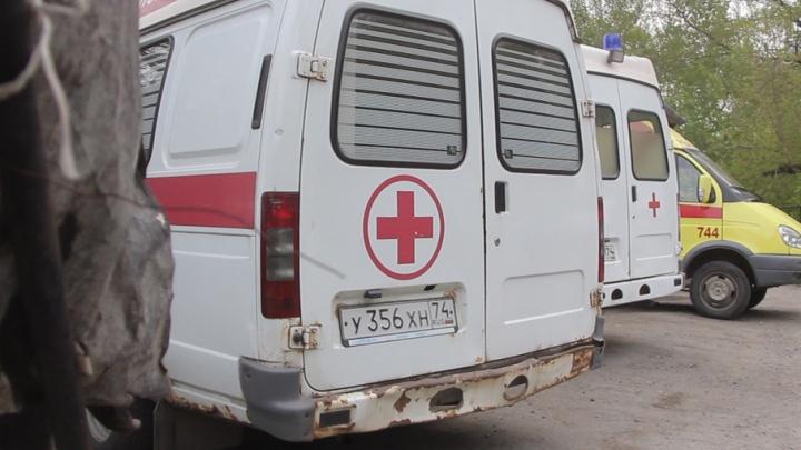 В Челябинске соседи спасли упавшего из окна трёхлетнего ребёнка