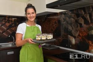 Александра признаётся, что никогда не была фанатом кухни, но вышла замуж – и тут всё началось.