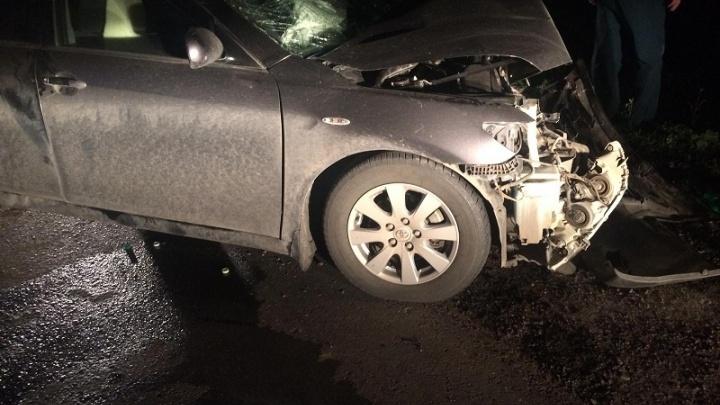 Лобовое столкновение на трассе Волгоград-Москва: пятеро в больнице, один погиб