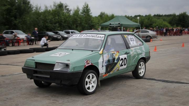 В Катунино завершился автопраздник «Формула 29»