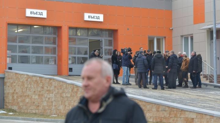 Пресс-служба губернатора Андрея Бочарова препятствовала журналистам V1.ru в больнице №25 Волгограда