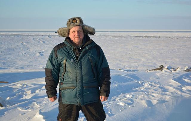 Тюменец, побывавший в Арктике: «Один раз мы заночевали на льду озера»