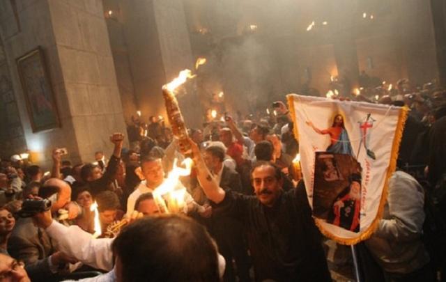 Яролавцам раздадут благодатный огонь в день Светлой Пасхи